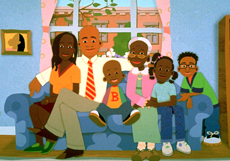 Brenda, Big Bill, Little Bill, Alice the Great, April, Bobby